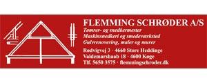Rødvig Gi - Sponsor - Flemming Schrøder