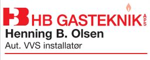 Rødvig GI - Sponsor - HB Gasteknik
