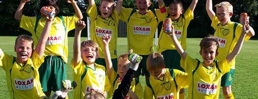 Rødvig GI - Fodbold - Årgang 03-04-05-06