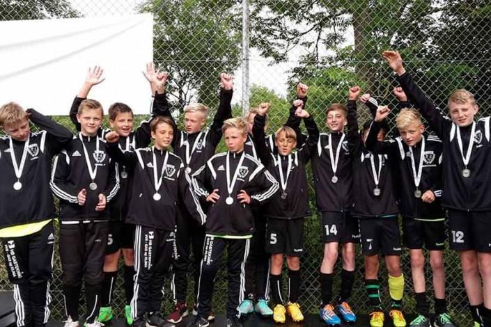 Rødvig GI - Fodbold - Årgang 00-01-02
