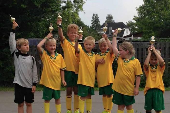 Rødvig GI - Fodbold - Årgang 07-08